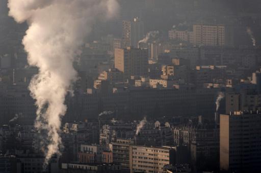 Paris, le 29 décembre 2016 © AFP LIONEL BONAVENTURE