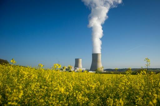 La centrale nucléaire de Civaux, dans la Vienne en France, le 25 avril 2016 © AFP/Archives GUILLAUME SOUVANT