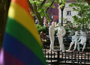 gay pride emeutes Stonewall new york