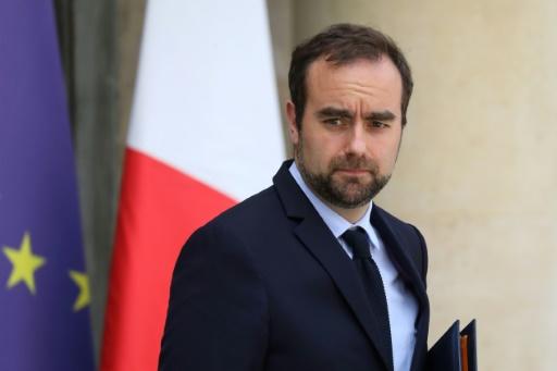 Sébastien Lecornu le 22 mai 2019 à Paris © AFP/Archives ludovic MARIN