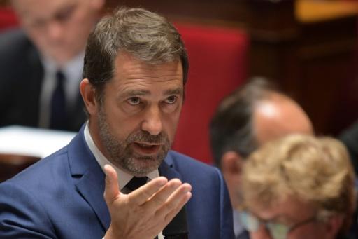 Christophe Castaner à l'Assemblée nationale à Paris, le 18 juin 2019 © AFP/Archives Eric FEFERBERG