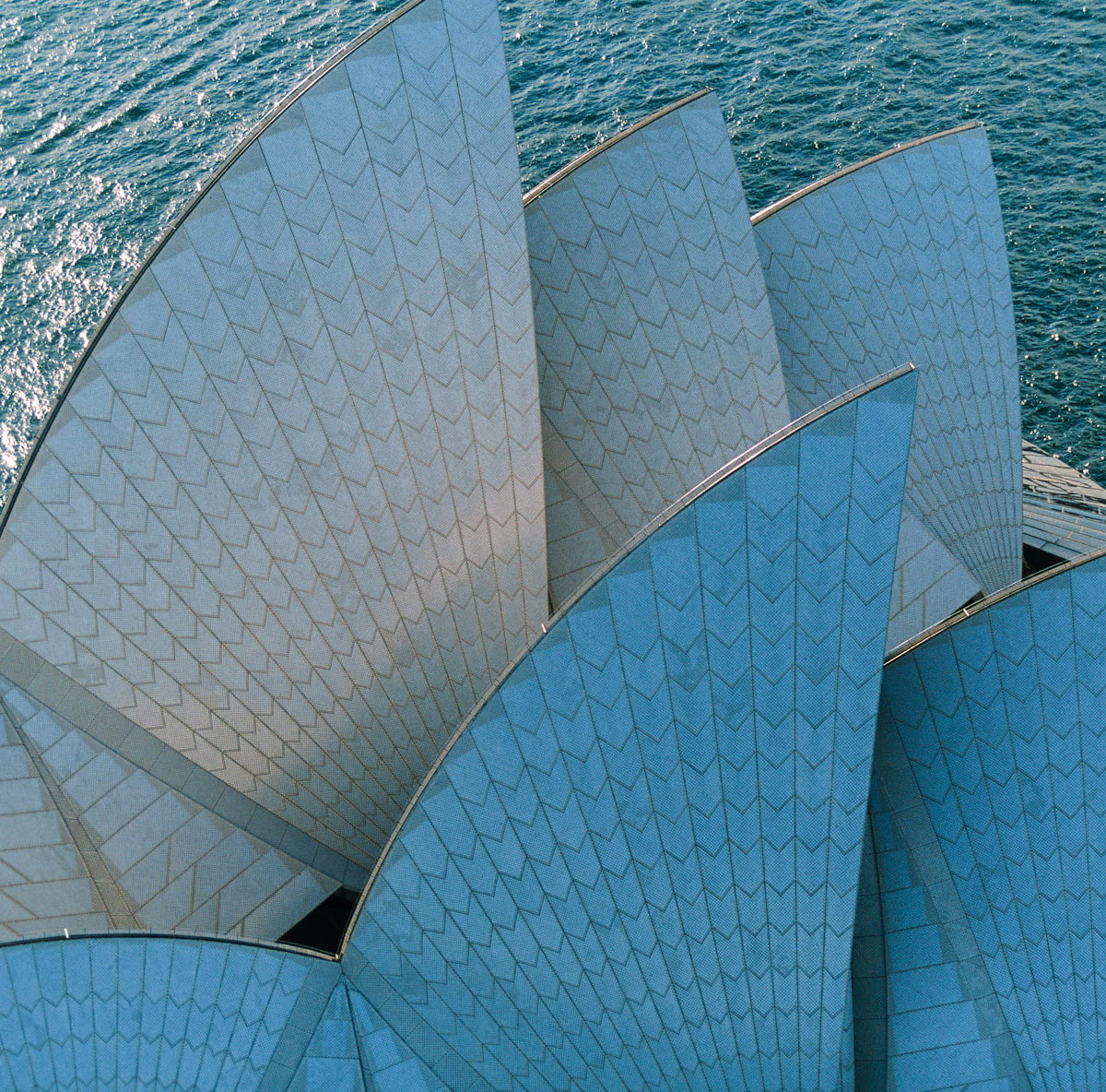 Sydney Opera house - New South Wales - Australia (33° 51' S – 151° 12' E)