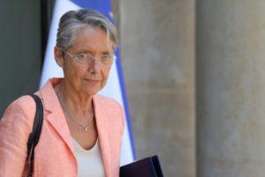 Le ministre des Transports Elisabeth Borne le 3 juillet 2019 à Paris © AFP/Archives ludovic MARIN