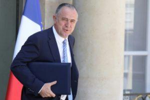 Didier Guillaume, le 3 juillet 2019 à Paris © AFP/Archives ludovic MARIN