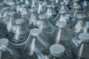 Des bouteilles en plastiques le 07 juillet 2019 © AFP/Archives JOEL SAGET