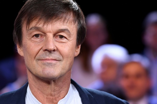 Nicolas Hulot le 22 novembre 2018 à Saint-Cloud © AFP/Archives Bertrand GUAY