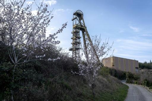 Le site de l'ancienne mine d'or et d'arsenic de Salsigne, le 4 mars 2019 dans l'Aude © AFP/Archives ERIC CABANIS