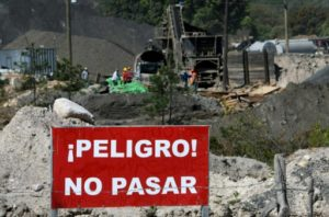 honduras barrage assassinat militant ecologiste