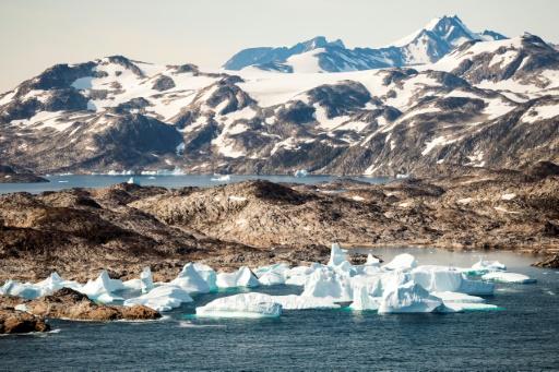 calottes glacieres fonte glaciers