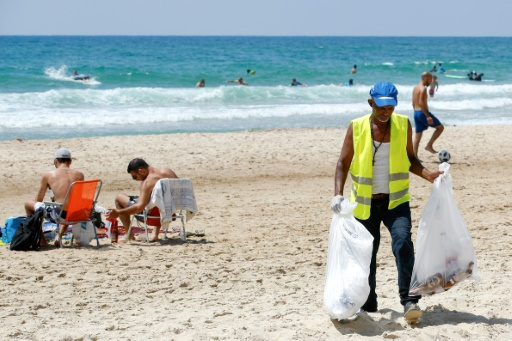 tel aviv israel plastique