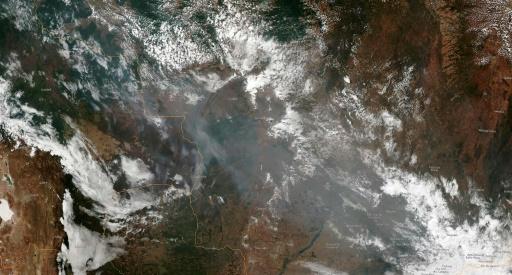 amazonie deforestation incendies