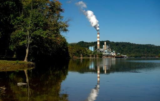 Les centrales à charbon sont polluantes et grosses émettrices de gaz à effet de serre © GETTY IMAGES NORTH AMERICA/AFP/Archives JEFF SWENSEN