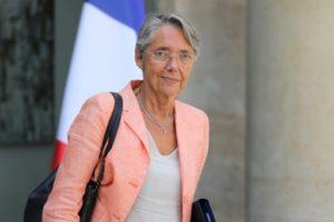 La ministre française de la Transition écologique et solidaire Elisabeth Borne sort du Conseil des ministres, le 24 juillet 2019 à Paris © AFP/Archives ludovic MARIN