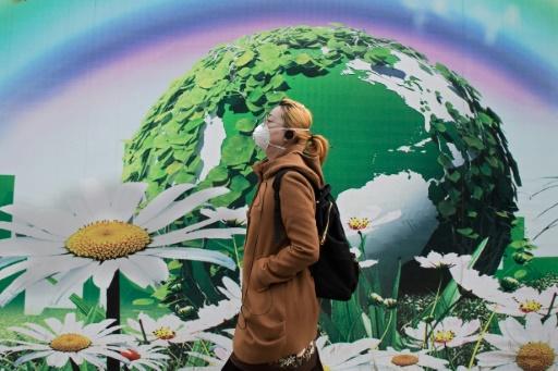 L'Asie, dont les besoins croissants en énergie riment encore avec projets de construction de centrales thermiques, aura un rôle déterminant dans la réussite ou l'échec de la bataille contre le réchauffement climatique © AFP/Archives NICOLAS ASFOURI