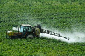 pesticides borne