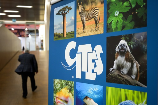 CITES commerce especes en danger