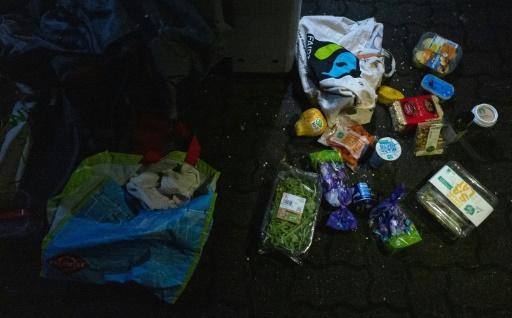 Entre 25 et 30% de la nourriture produite annuellement pour la consommation humaine sont perdus ou gaspillés © AFP/Archives John MACDOUGALL