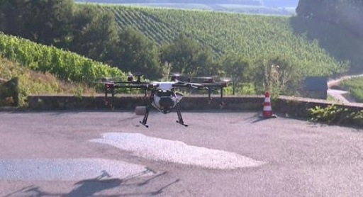 drones vignes luxembourg