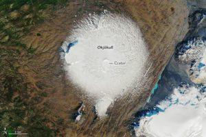 islande glacier