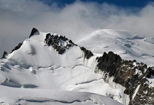 Mont-Blanc rameur