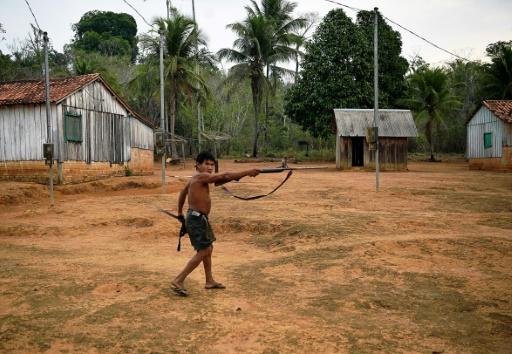 far west amazonie