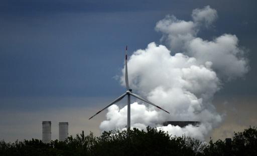 Allemagne, l'éolien