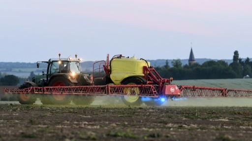 pesticides distance de rotection
