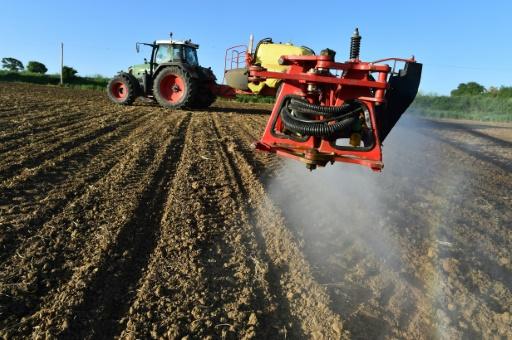 pesticides protection epandage