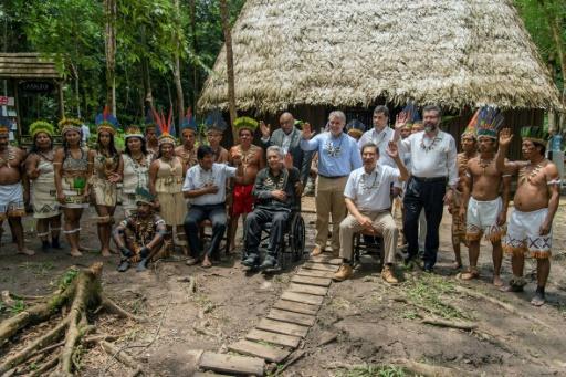proteger l'amazonie