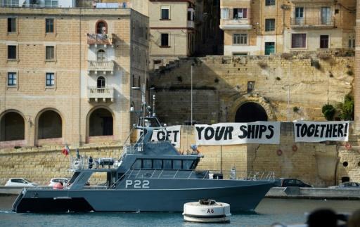 malte migrants accord