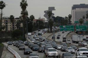 Californie pollution