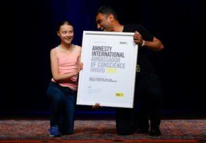 Greta Amnesty