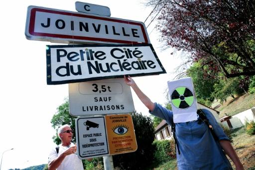 Joinville, nucléaire