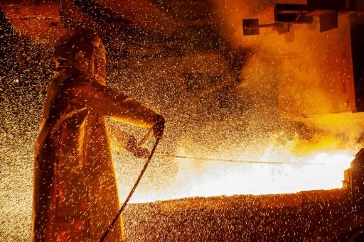 'industrie minière