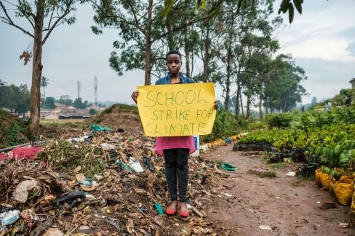 ouganda climat fille