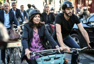 Mairie de Paris, vélo