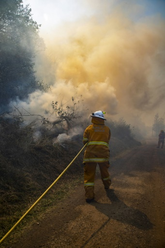 australie incendies