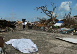 ouragan bahamas