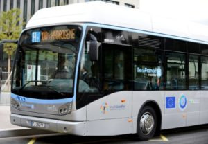 bus hydrogène france