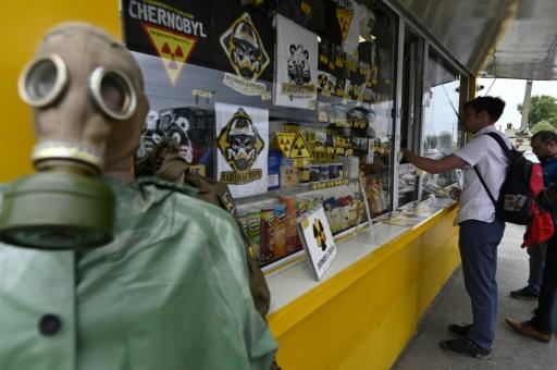 Tchernobyl, tourisme