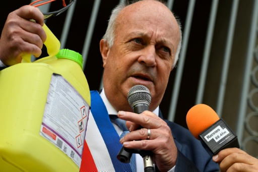 arreté antipesticides maire de langouet