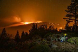 californie feux de forets
