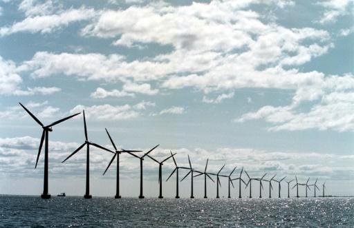 eolien offshore eolien en mer illimite potentiel AIE