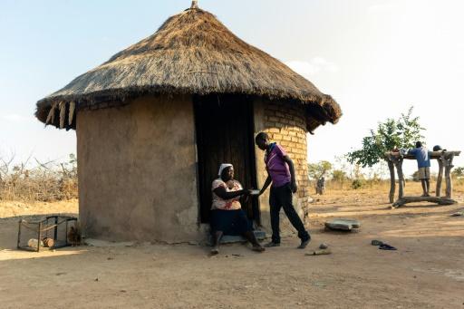 zimbabwe secheresse famine