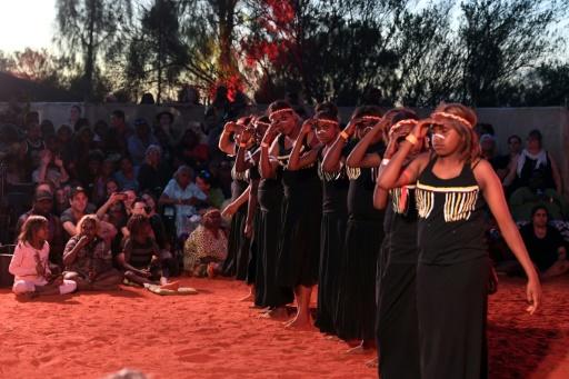 aborigenes uluru