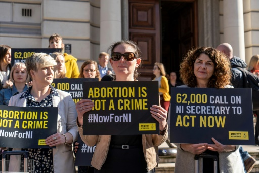 irlande du nord mariage gay avortement legalisation