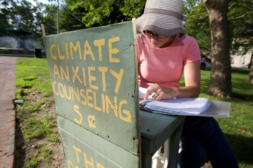 anxiete climatique