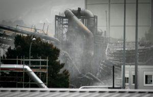 L'usine chimique de Lubrizol