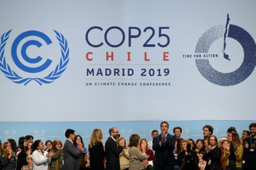 COp25 diplomatie americiane
