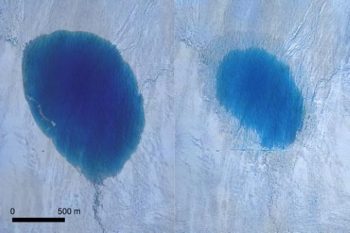 lac au Groenland